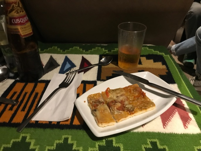 Notre bon repas :o)