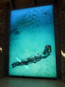 Expo Damien Hirst le plongeur