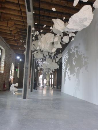 Biennale d'Art Contemporain Arsenal de Venise 2017