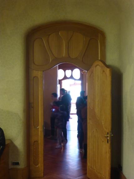 La Casa Batllo Barcelone