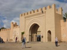 Les remparts la porte Bab El Slasar