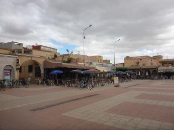 la place Alaouyine