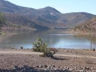 Le lac et le barage