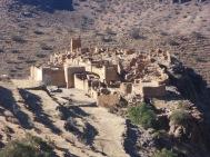 Les village en ruines abandonnés