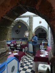 Restaurant Les Alyzés Essaouira