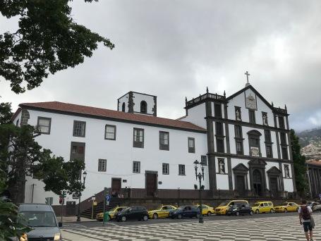 l'église Igreaja do Colégio dos Jesuitas