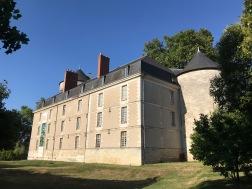 Le château de Tour