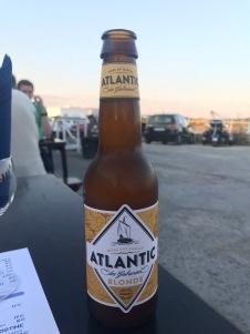 Une des bières locales