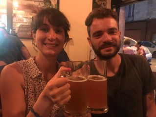 et de la bonne bière pour Math et Ant !