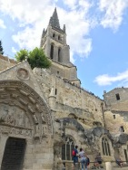 L'église monolithe