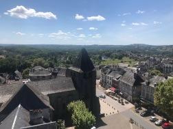 La tour César à Allassac