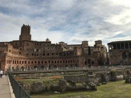 ruines du Marcati Traiana