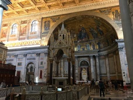 Basilique Saint Paul Hors les murs