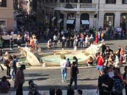 Fontaine de la Piazza di Spana