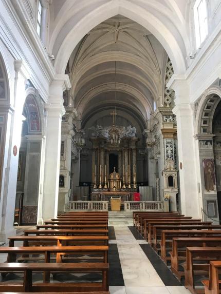 église de la Trinité-des-Monts