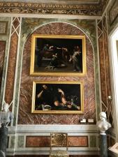 galerie Borghèse : Caravage