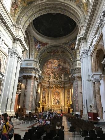 Eglise Sant'Ignazio si Loyola