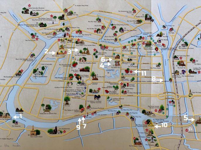 Plan Ayutthaya