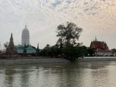Ayutthaya Iudia On The River
