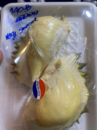 Durian délicieux
