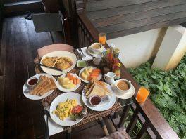 Chiang Mai hôtel Baan Saen Fang pdj