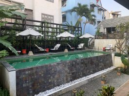 Chiang Mai hôtel Baan Saen Fang