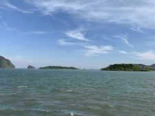 Passage continent vers Koh Lanta