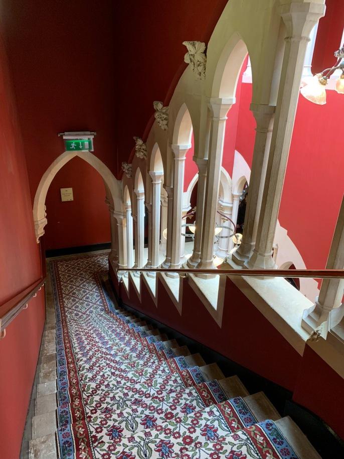 Escalier mauresque