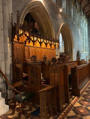 la cathédrale Saint Canice