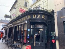 The Ginger Man Bar