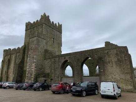 L'abbeyie cistercienne de Tintern