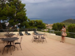 Notre logement à Collioure