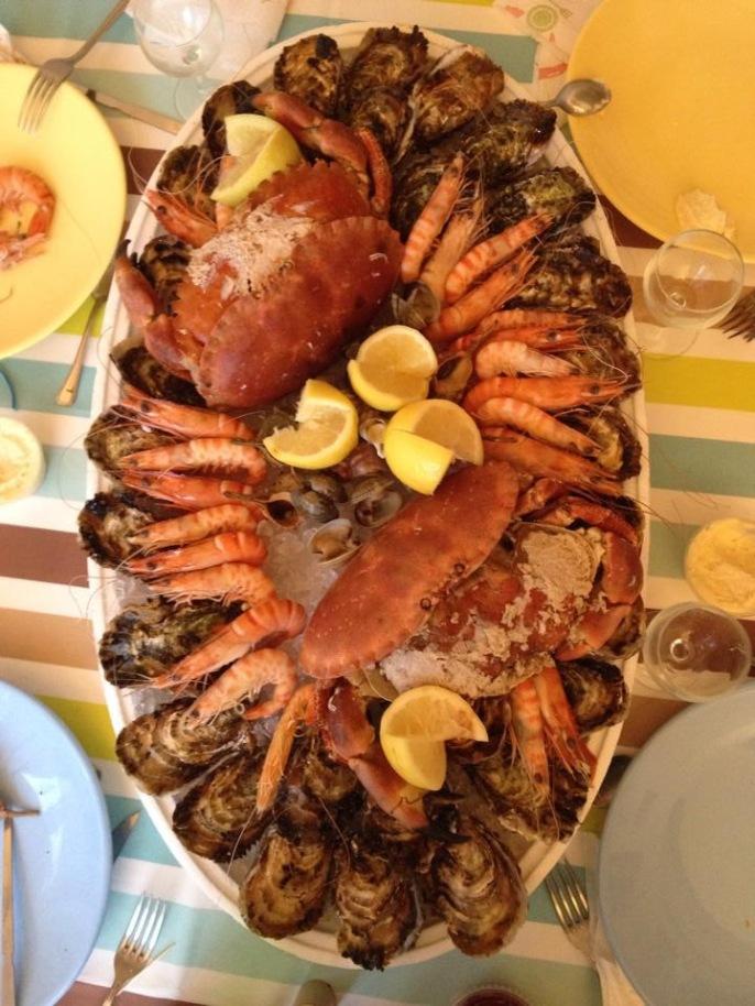 Les huîtres de Bouzigue