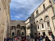 Split Croatie Peristyle