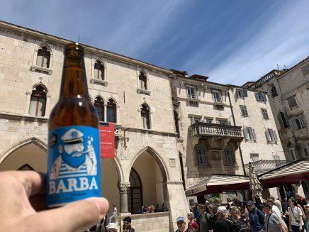 Une Barba chez Bepa à Split