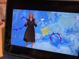 Croatie et météo en France