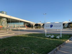 L'aéroport de Split