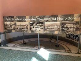 Les thermes du Mont-Dore