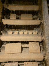 Fontaines pétrifiantes