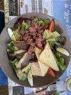 Les Baladins salade Périgourdie