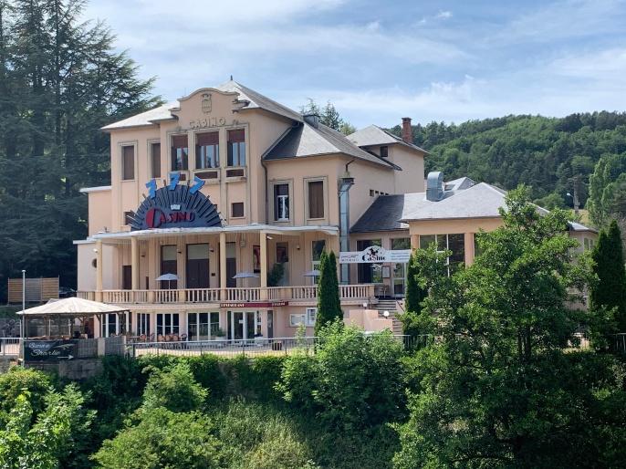 Saint Nectaire Le Casino