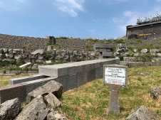 Le temple de Mercure