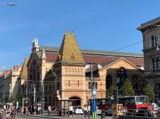 Halles centrales de Budapest