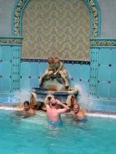 bains de Szent Gellért
