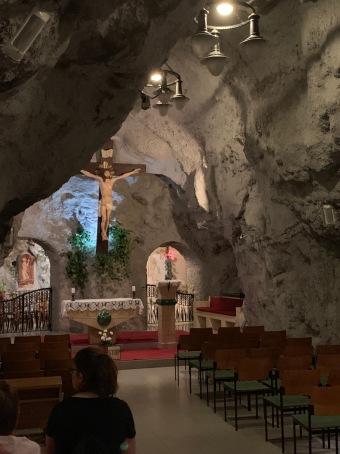 église troglodyte Saint Gérard