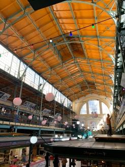 Haxen piac market Budapest