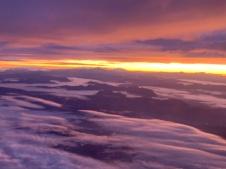 et passage des Alpes...