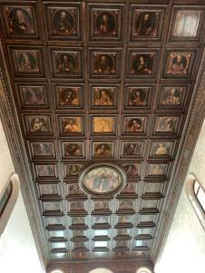 le plafond magnifique