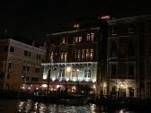Venise balade nocturne sur le Grand Canal