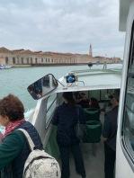 Venise le nord de l'arsenal